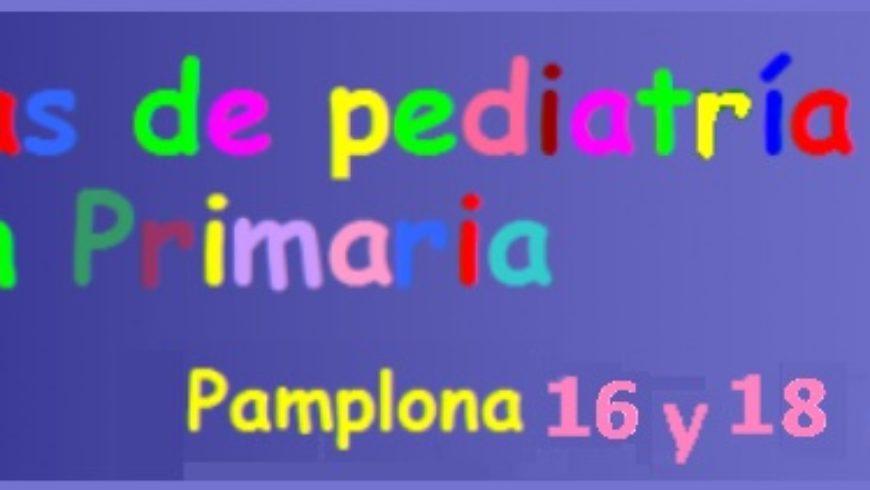 Los días 16 y 18 de abril se celebraron las XX Jornadas de Pediatría de Atención Primaria