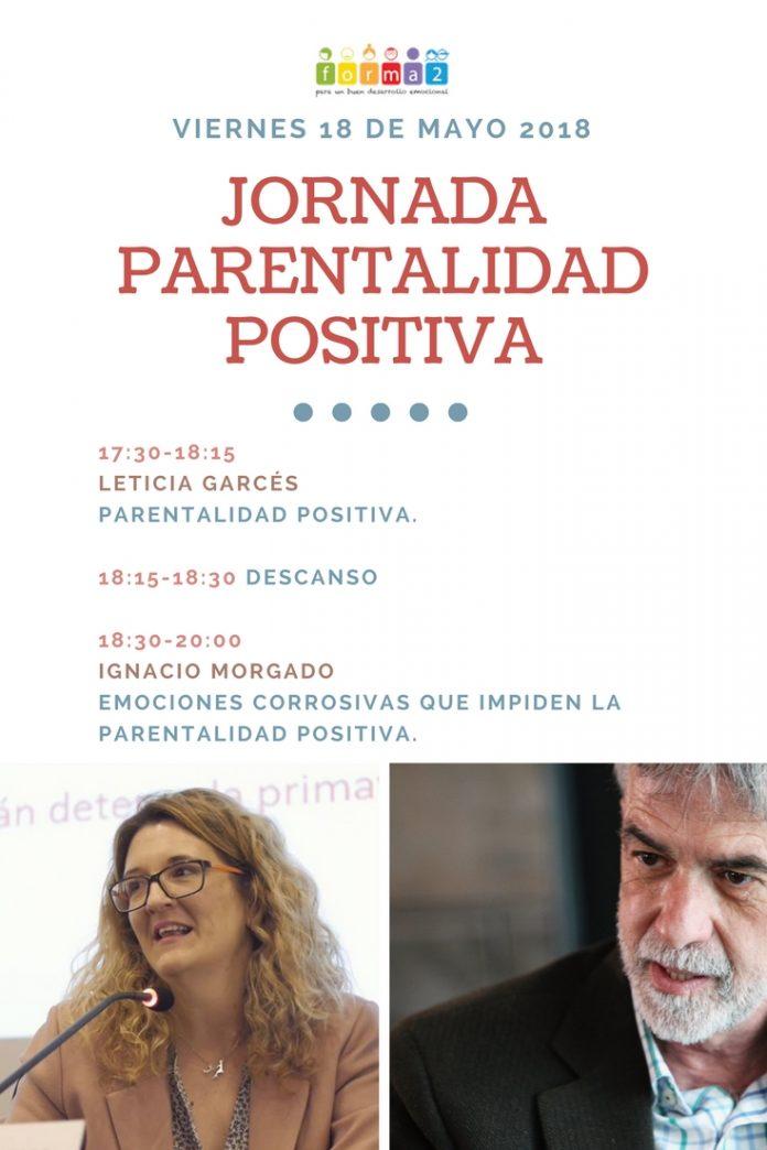 Jornada sobre Parentalidad positiva de Padres Formados
