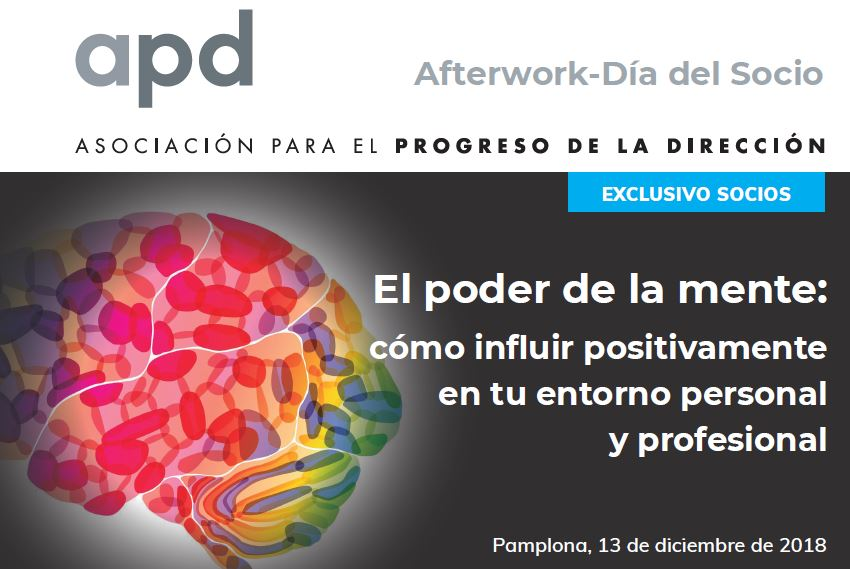APD «AFTERWORK-DÍA DEL SOCIO»