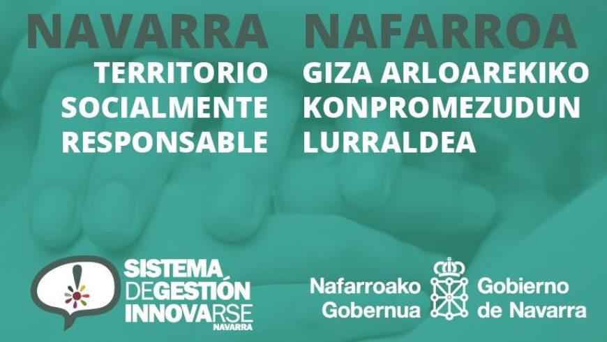 ENTREGA DE DIPLOMAS Y RECONOCIMIENTOS GOBIERNO DE NAVARRA