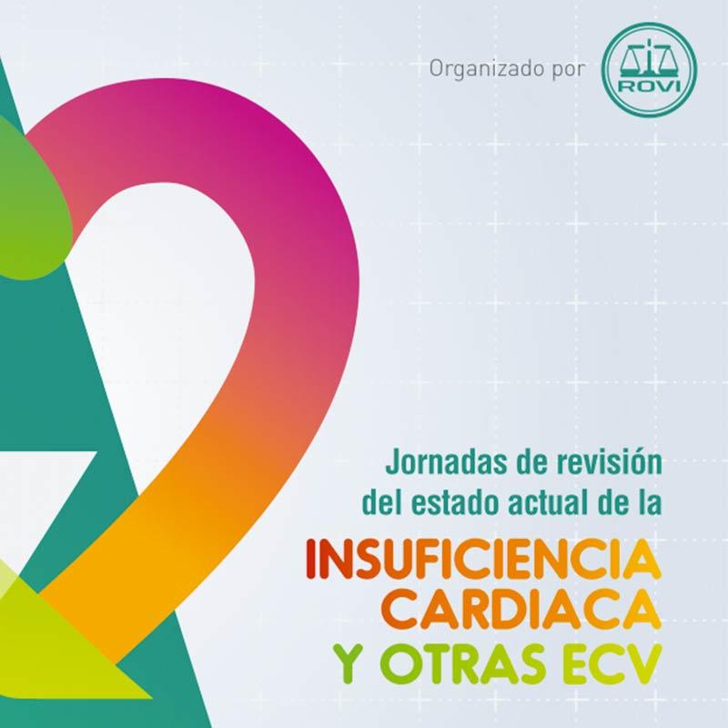 Jornadas de revisión del estado actual de la INSUFICIENCIA CARDIACA Y OTRAS ECV